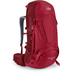 Lowe Alpine Cholatse 35 Backpack Herre oxide/auburn